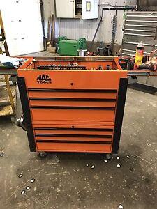 Mac Tools cart