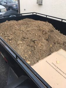FREE Dirt / Fill