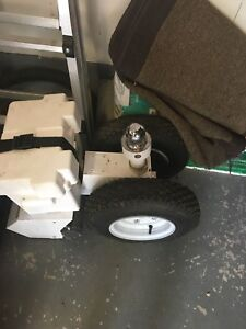 Boat and rv trailer mover
