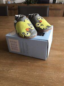 Pantoufles Robeez garçon 6-12 mois
