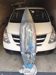 Beck surfboard Little Mountain Caloundra Area Preview