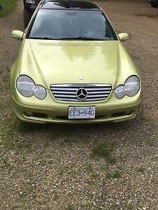 2003. Mercedes kompressor  3500 obo