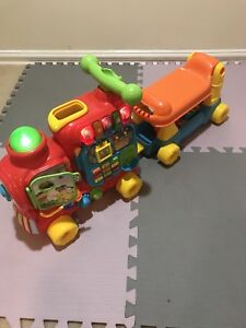 Walk and ride toys and puzzles