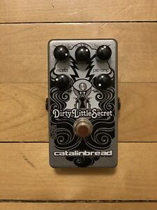 Pédale Catalinbread Dirty little secrets overdrive.