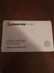 Qantas club Entry Dunlop Belconnen Area Preview