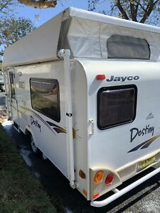 Jayco Destiny 2006 15ft Poptop