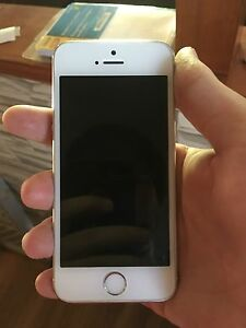 Apple iphone 5S argent 16 gb bell