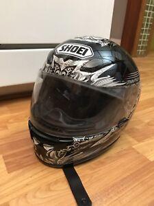 Shoei helmet size large