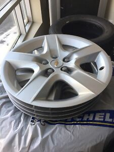 Chevy hubcaps 17""