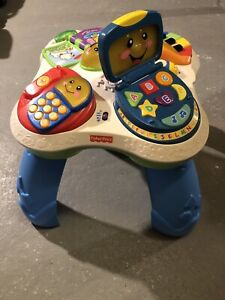 Table musicale pour enfant Fisher-Price
