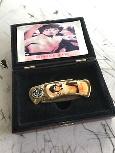 Bruce Lee Collectors Knife