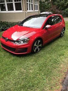 Volks GTI 2015 Automatique