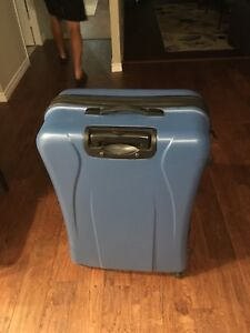 Light weight hard cover suit case $50 OBO