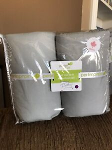 Grey Bumper Pads - New in package