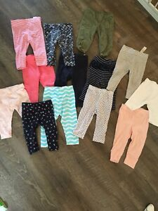 Name brand 6-12 Month Clothing!