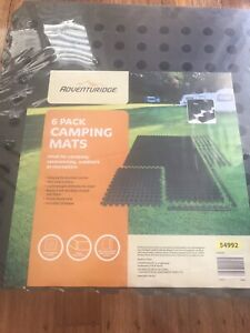 Brand new adventureridge camping mats (6 pack) Noble Park Greater Dandenong Preview