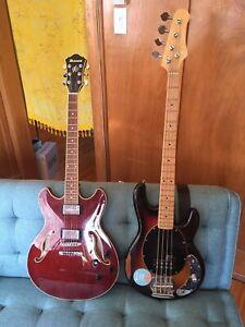 Cheap bass!