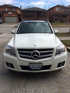 2010 MERCEDES BENZ GLK 350 4-MATIC! *$15000 FIRM!*