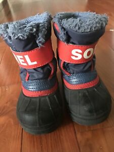 Sorel snow commander winter boots
