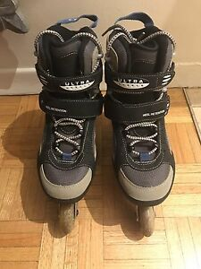 Men's Ultra Wheels rollerblades-size 9