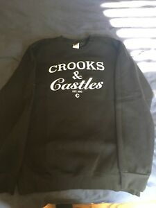 Crooks & Castles crewneck