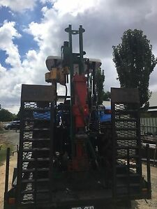New holland /Auto driver/plant trailer Echuca Campaspe Area Preview