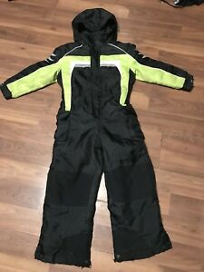 Alpinetek one piece snowsuit size 7/8