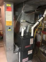 FURNACE REPAIRS CALL 24/7, GAS LINES