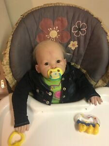 reborn toddler with clothes