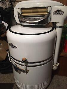 Antique wringer washer
