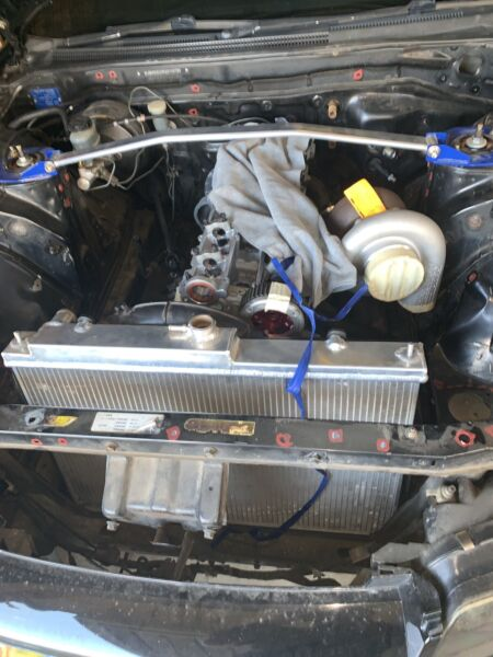 RB26 head RB30 bottom complete 1000hp package | Engine