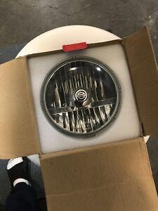 Harley Davidson headlight 5.75 Stock harly glass lens