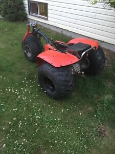 Honda 3 wheeler parts or project