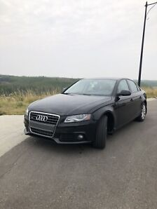 2012 AWD Audi A4 - AUDI AFTERCARE INCLUDED