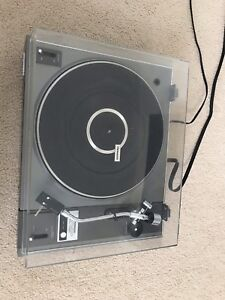 Vintage Pioneer PL-115D with Dust Cover