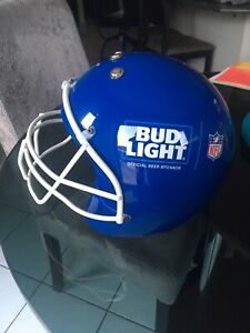 Bud Light football helmet speaker