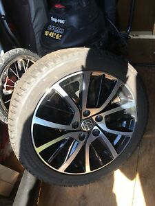 Golf/Jetta winter tire and rim package