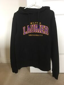 Wilfrid Laurier University Hoodie for Sale