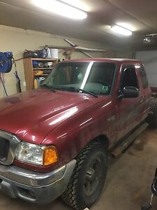 Parting out 2004 Ford Ranger