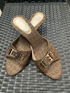 Guess women's sandal Brand New Never Worn $50  size 9 Epping Whittlesea Area Preview