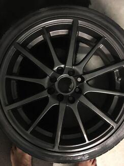 Rims/wheels 4stud
