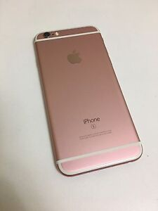 iPhone 6s, Rose Gold with Cydia and Warranty!