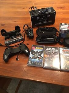 Original sony PSP with tons of accessories.
