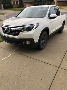 2018 Ridgeline Sport, Private sale no tax/fees only 9m old