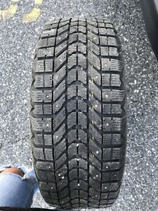 Firestone winterforce studded tires 205/55R16