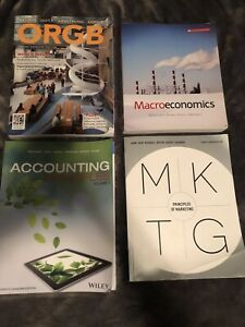 Business Textbooks