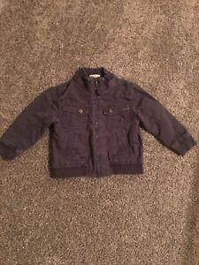 18-24m boys light jacket