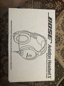 Bose aviation headset X for sale (Derry/McLaughlin)