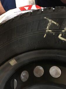 Michelin xice 195-65-15