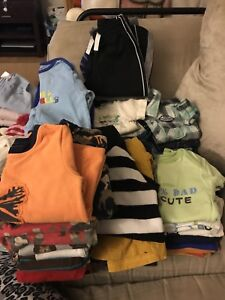 Boys 6-18 month lot